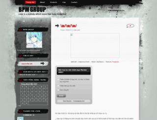 bpmgroup.wordpress.com screenshot