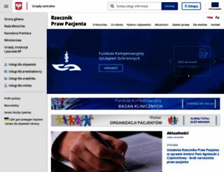 bpp.gov.pl screenshot