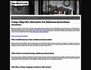 bps-direct.com screenshot