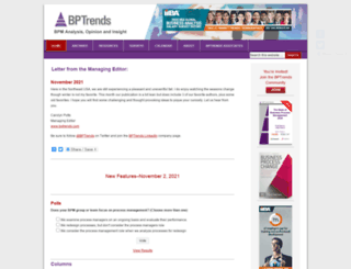 bptrends.com screenshot