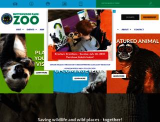 bpzoo.org screenshot