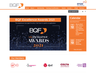bqf.org.uk screenshot