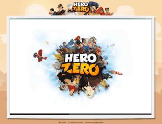 br13.herozerogame.com screenshot