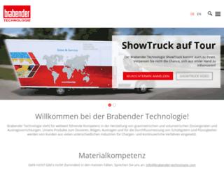 brabender-technologie.com screenshot
