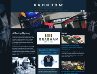 brabham.co.uk screenshot