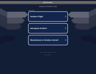 brabus-aviation.com screenshot