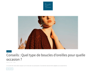 bracelet-femme.fr screenshot
