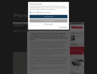 bracker.ch screenshot