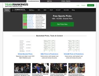 bracketography.com screenshot