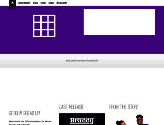 braddy478.com screenshot