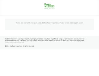 bradfieldproperties.hireology.com screenshot