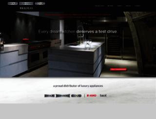 bradlee.net screenshot