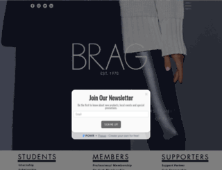 bragusa.org screenshot