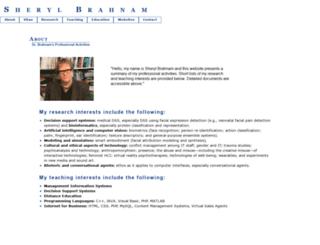 brahnam.info screenshot