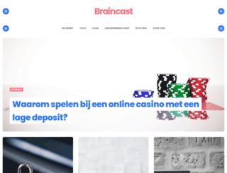 braincast.nl screenshot