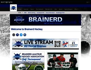 brainerd.pucksystems2.com screenshot