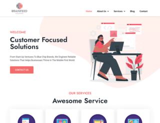 brainfeedsolutions.com screenshot