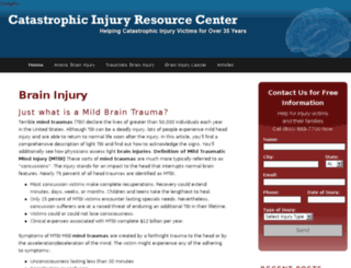 braininjury411.org screenshot