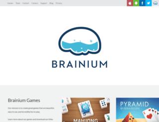 brainiumstudios.com screenshot
