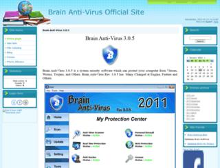 brainlabs.ucoz.com screenshot