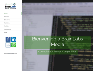 brainlistas.com.ar screenshot