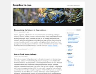 brainsource.com screenshot