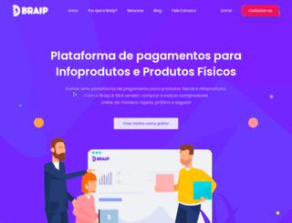 braip.com.br screenshot