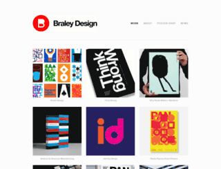 braleydesign.com screenshot