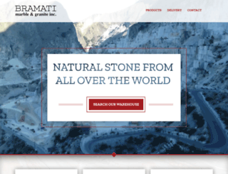 bramati.com screenshot