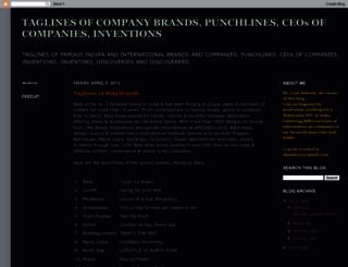 brand-quiz.blogspot.com screenshot