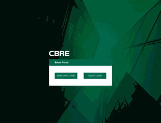 brand.cbre.com screenshot