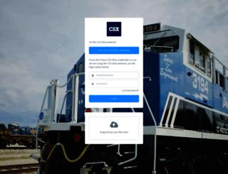 brand.csx.com screenshot