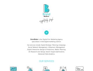 brandbakerdigital.com screenshot