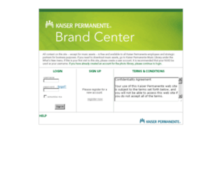 brandcenter.kp.org screenshot
