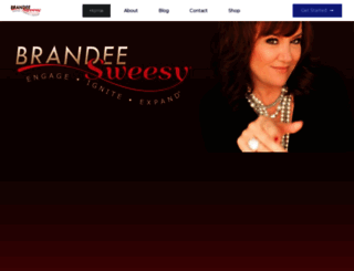 brandeesweesy.com screenshot