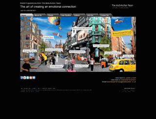 brandexperiences.co.uk screenshot