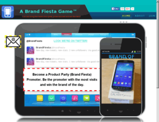 brandfiesta.com screenshot
