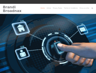 brandibroadnax.net screenshot