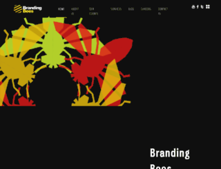 brandingbees.com screenshot