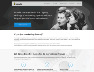 brandle.pl screenshot