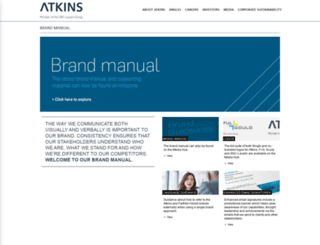 brandmanual.atkinsglobal.com screenshot