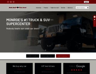 brandonreevesautoworld.com screenshot