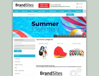 brandsites.com.au screenshot