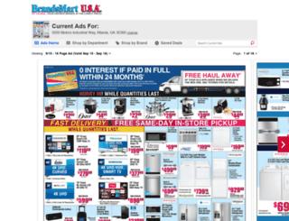 brandsmartusa.shoplocal.com screenshot