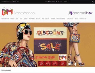 brandsmondo.com screenshot