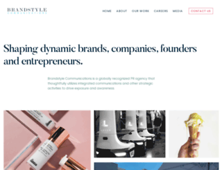 brandstyle.com screenshot