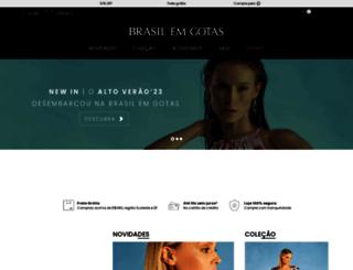 brasilemgotas.com.br screenshot
