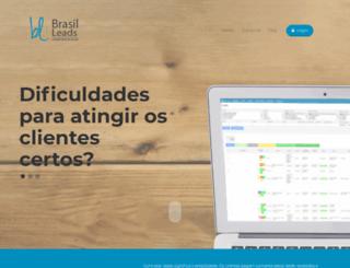 brasilleads.com.br screenshot