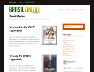 brasilonline.tv screenshot