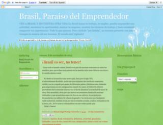 brasiltunegocio.blogspot.com.br screenshot